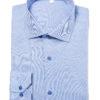 Camicia Oxford azzurra – Trullo Line